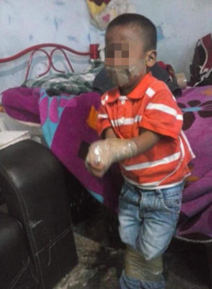 Ordena Mancera investigar caso de niño amordazado