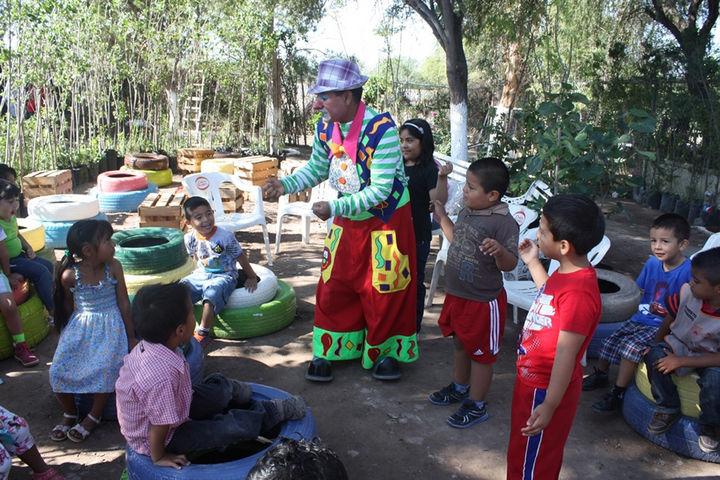 Llevan a cabo actividades para la reinauguraci n de vivero for Actividades de un vivero