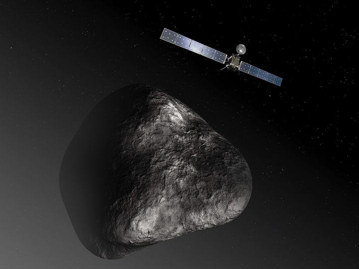 Nuevo cometa pasará más cerca de la Tierra en octubre