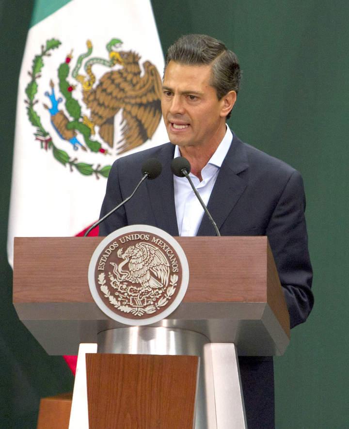 EPN conmemorará el Día de la Marina en Tampico