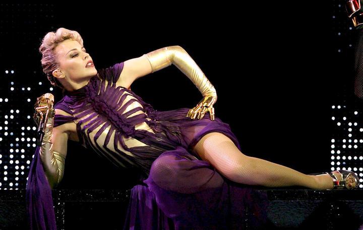 Kylie Minogue, aspirante al trono del pop