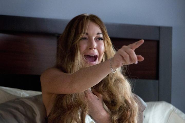 Lindsay Lohan desea redimirse tras años de escándalos
