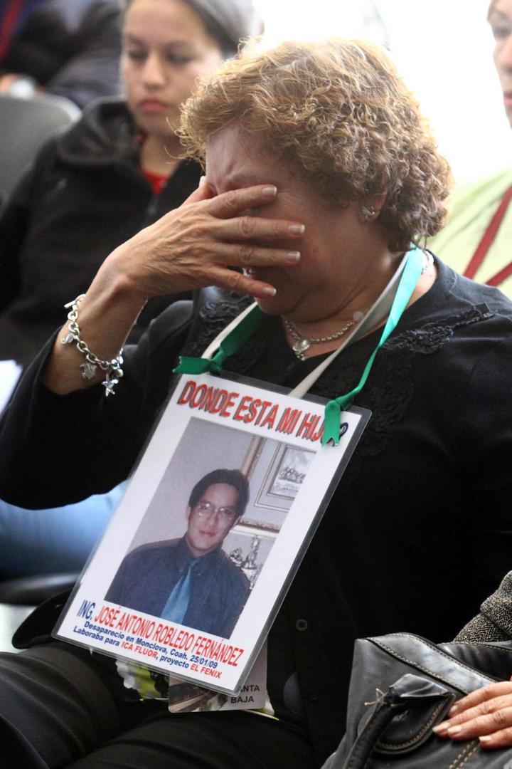 Exigen investigar desapariciones de niños en el pais