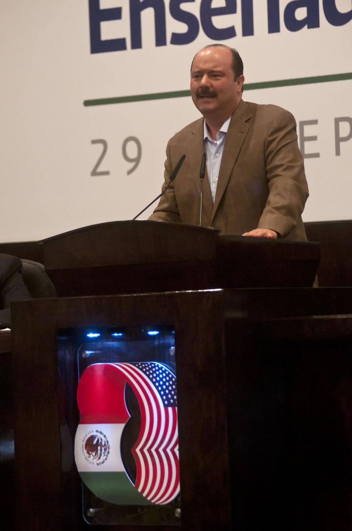 Con Peña Nieto no hay una política de simulación: Duarte
