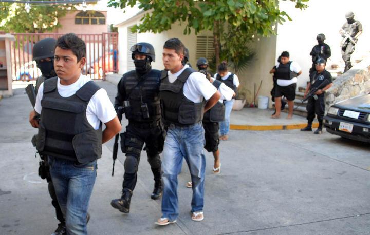 Darán 140 años de cárcel para secuestradores
