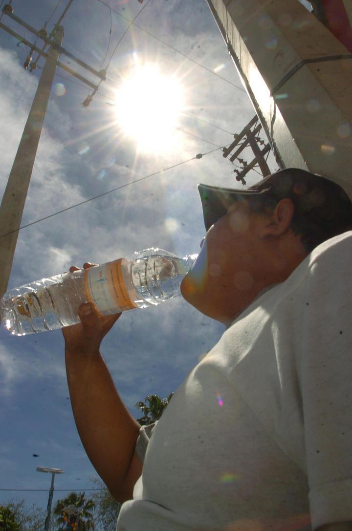 Hermosillo alcanza temperatura histórica de 49.5 grados