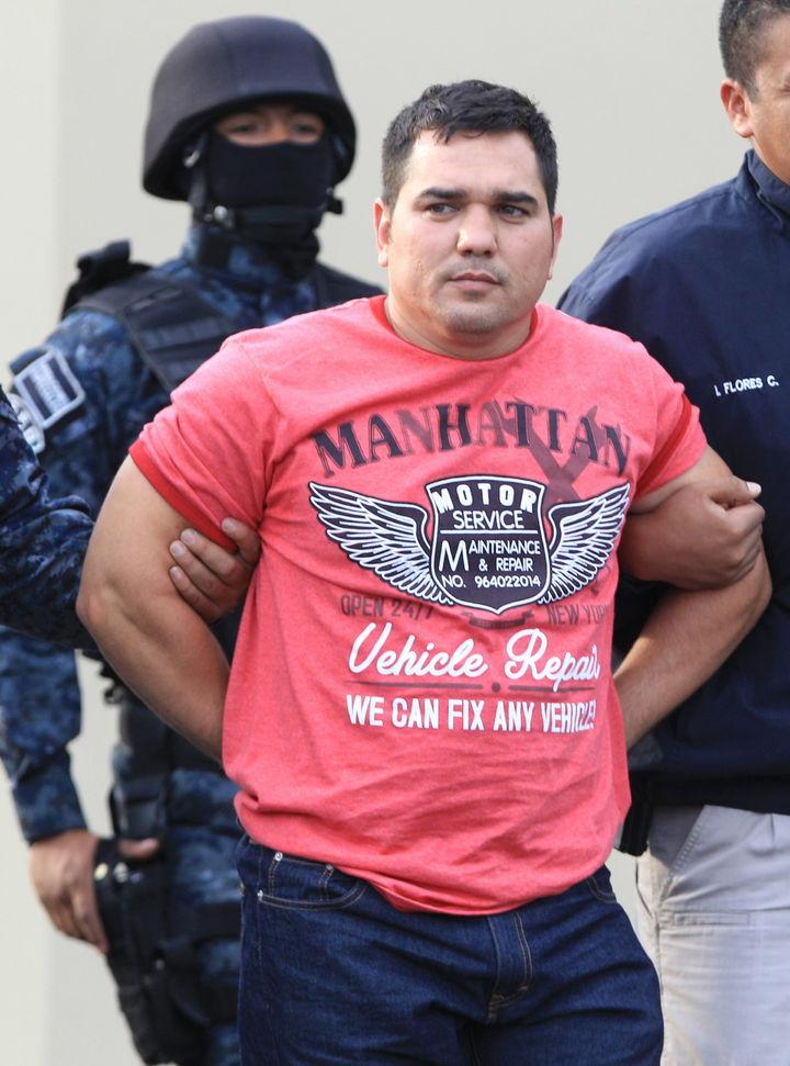 Dan formal prisión a líder de cártel del Golfo