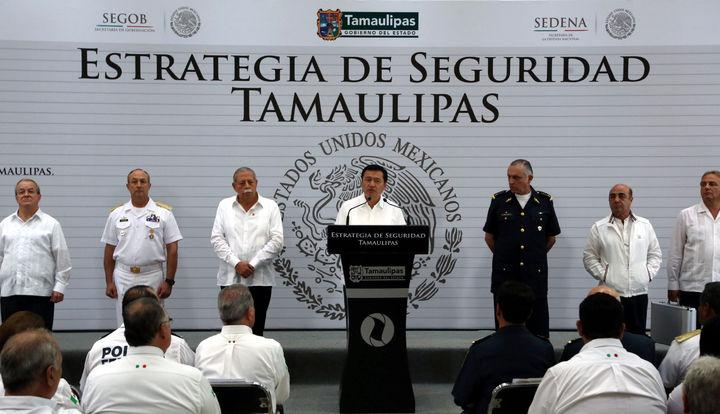 Depurarán la procuraduría de Tamaulipas