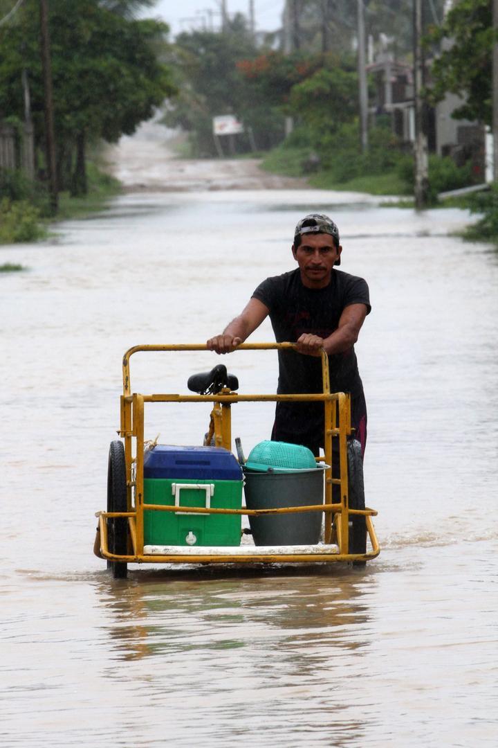 Emiten 181 declaratorias de emergencia por lluvias