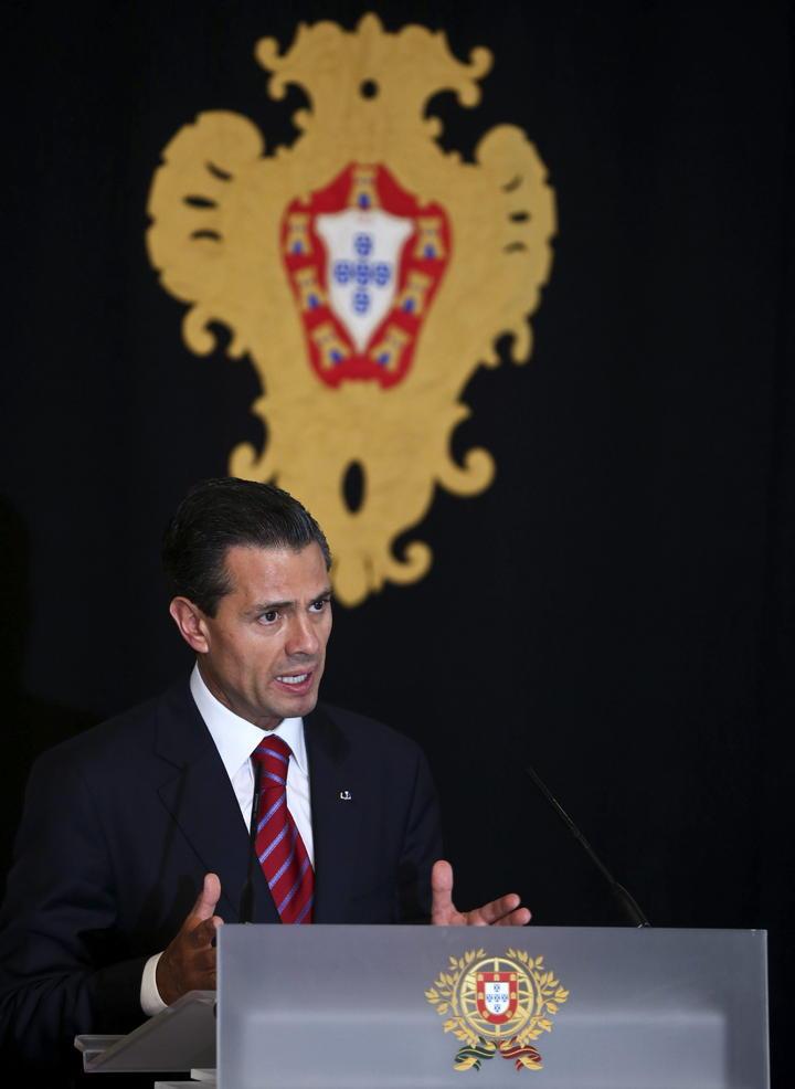 Resalta EPN interés de inversionistas portugueses