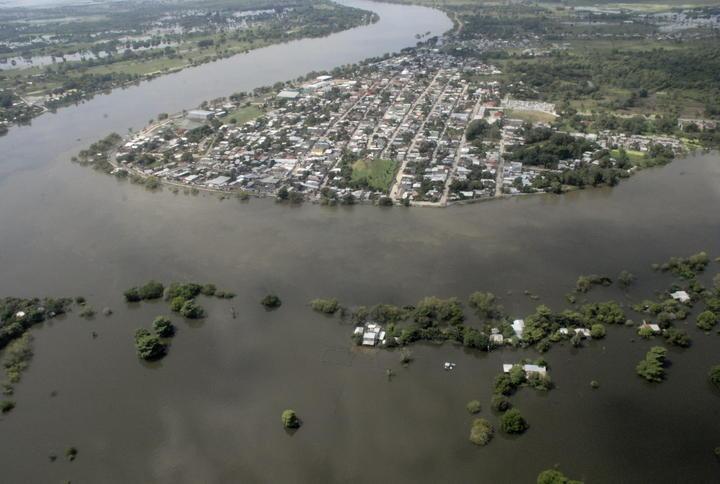 Pide Tabasco declaratoria de emergencia por lluvias