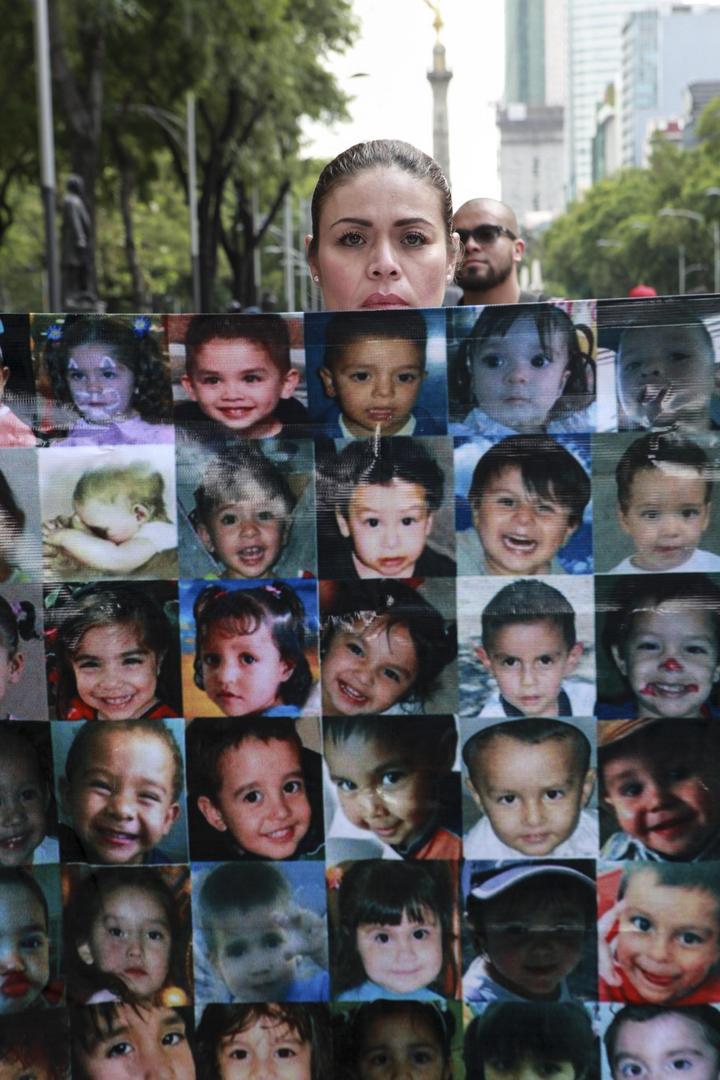 Exigen justicia en caso ABC; recuerdan a víctimas en Veracruz