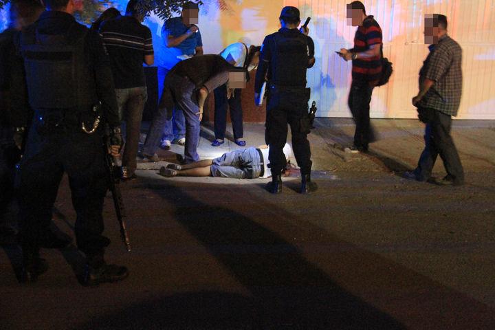Encuentran cuerpo tras disparos