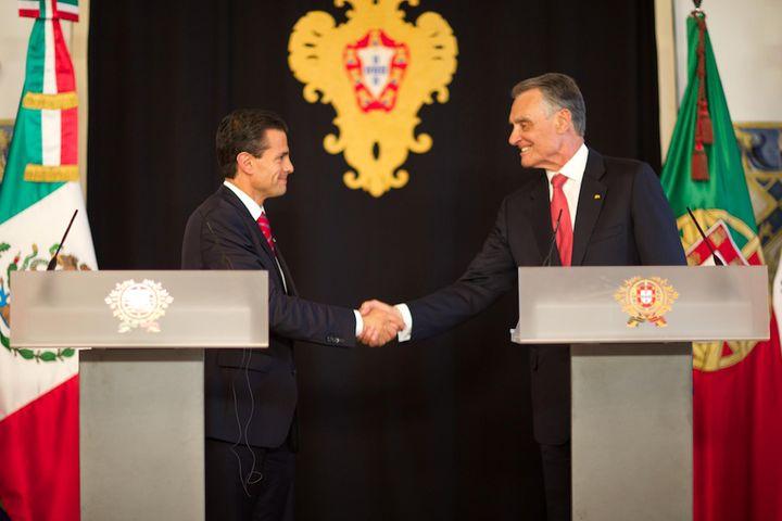 Destacan relación de México-Portugal