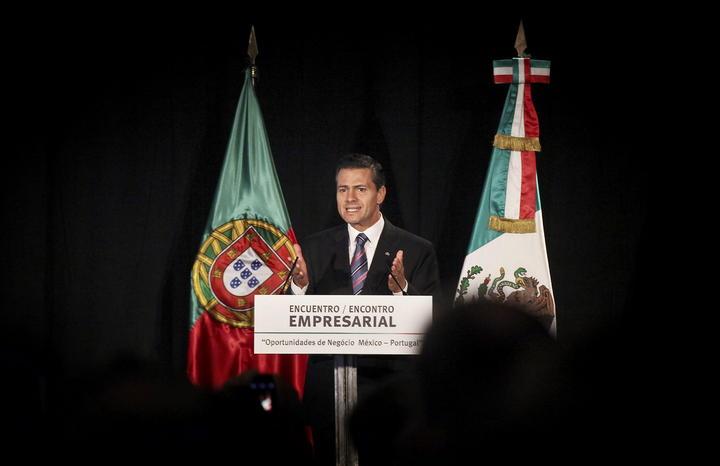 Reformas detonarán bienestar para los mexicanos: Peña Nieto