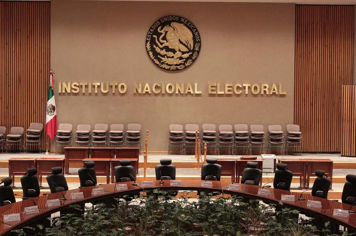 Celebrará Consejo General del INE sesión extraordinaria