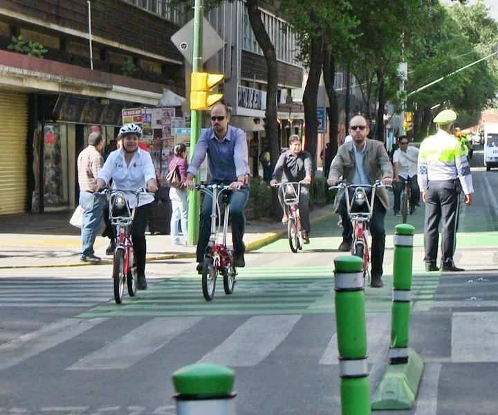 Van por 38 kilómetros de ciclovías en delegación del DF