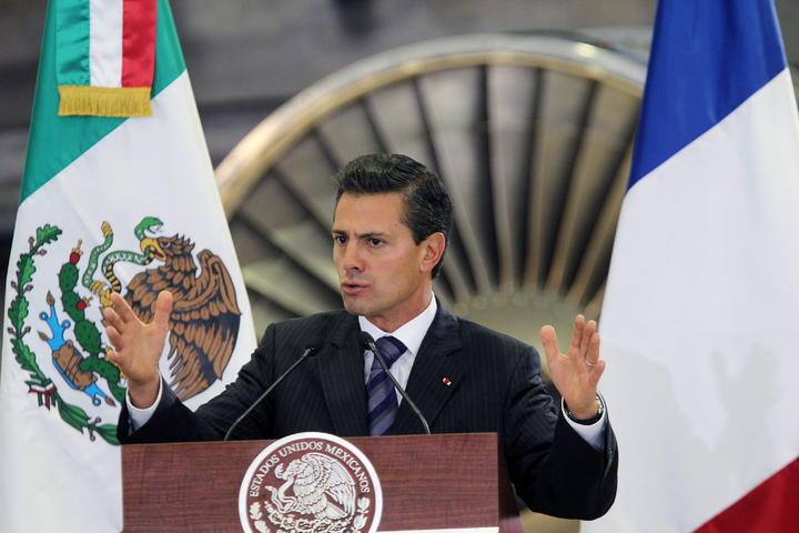 El Presidente no tiene amigos: Peña Nieto