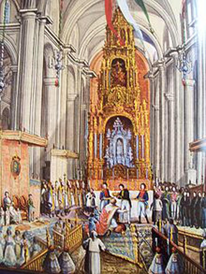 Los doce días de Iturbide
