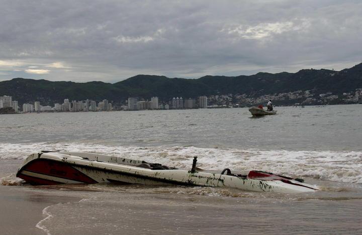 Guerrero prevé lluvias en franja costera por
