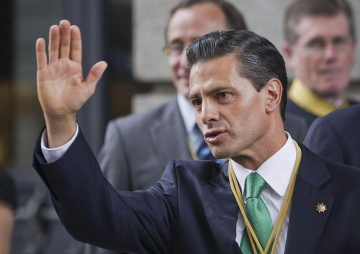 Concluye presidente EPN visita de Estado a España