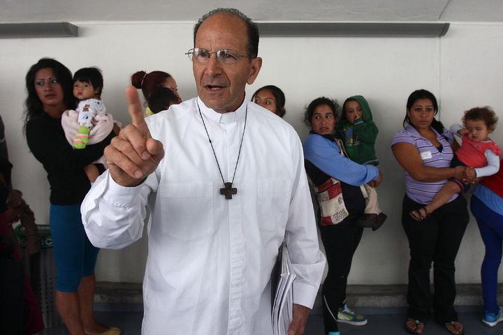Critica Solalinde a la CNDH