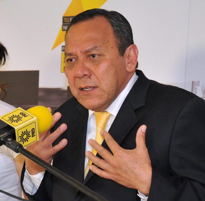 INE organizará comicios internos de PRD