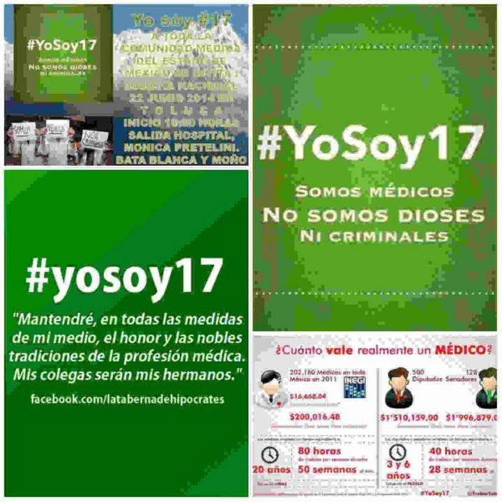 Causa revuelo en redes campaña #YoSoy17
