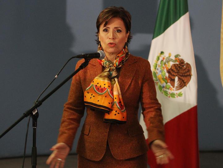 Absuelve Conapred a Rosario Robles por declaraciones