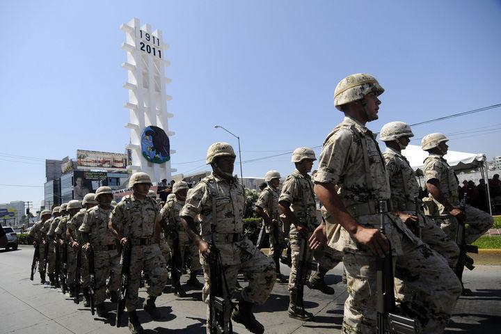Reforman el código militar