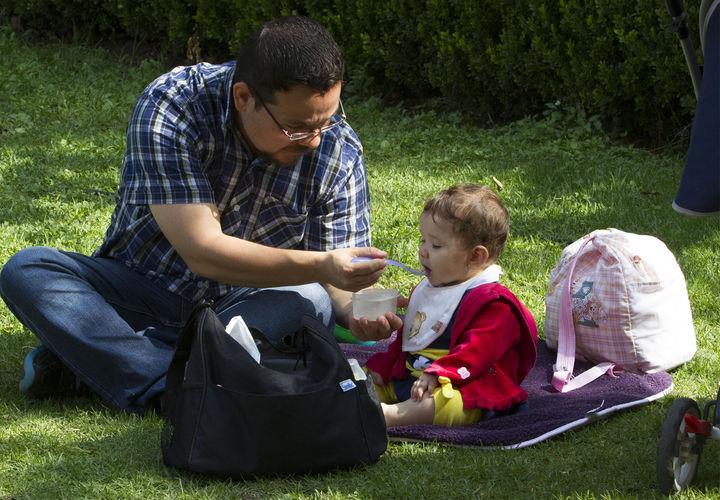 Padres solteros y los nuevos roles