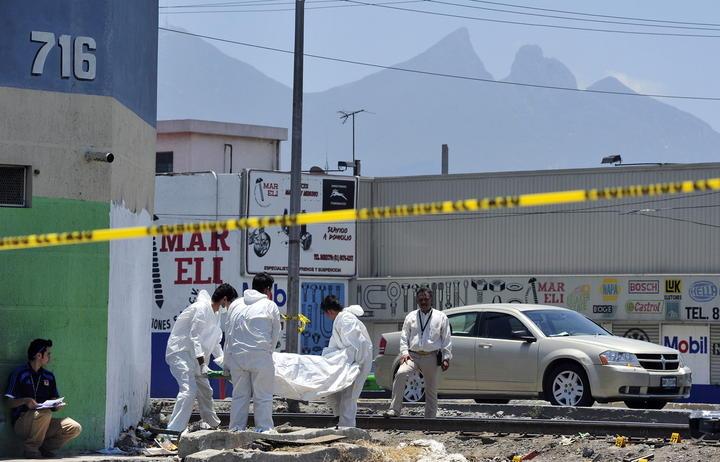 Se registran 46 homicidios al día en el país