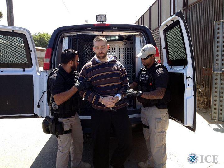 Entrega EU a supuesto delincuente mexicano