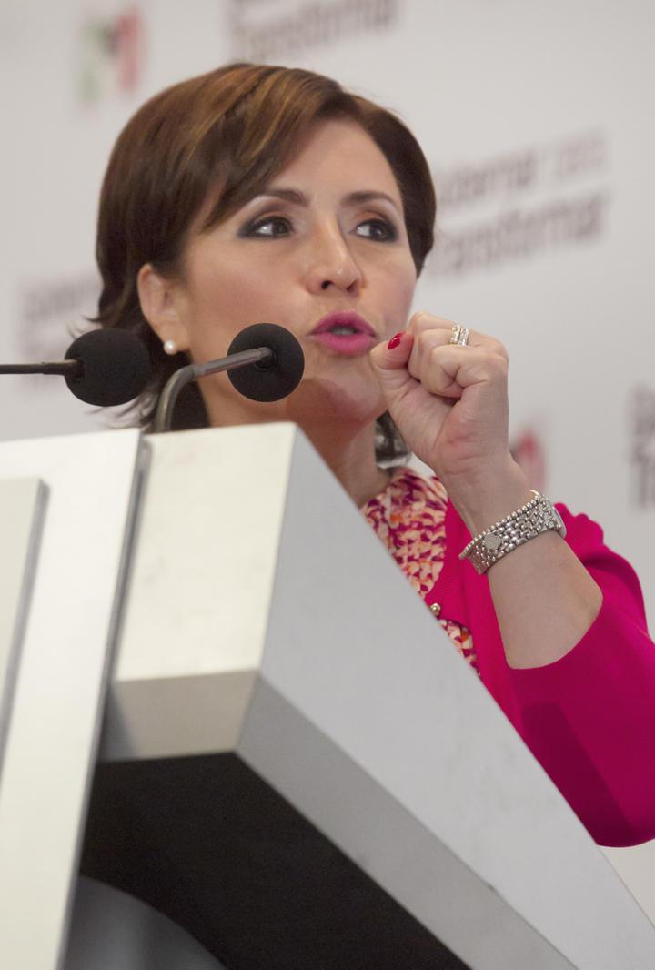 Apoyará Oportunidades a jóvenes: Rosario Robles