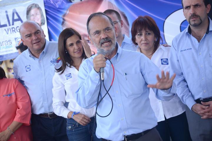 Vamos por todo en Coahuila: Madero