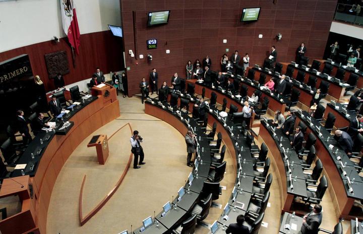 Senado avala reformas a Ley General de Delitos Electorales