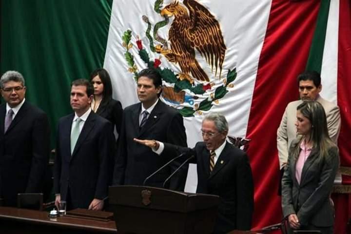 Salvador Jara, nuevo gobernador de Michoacán