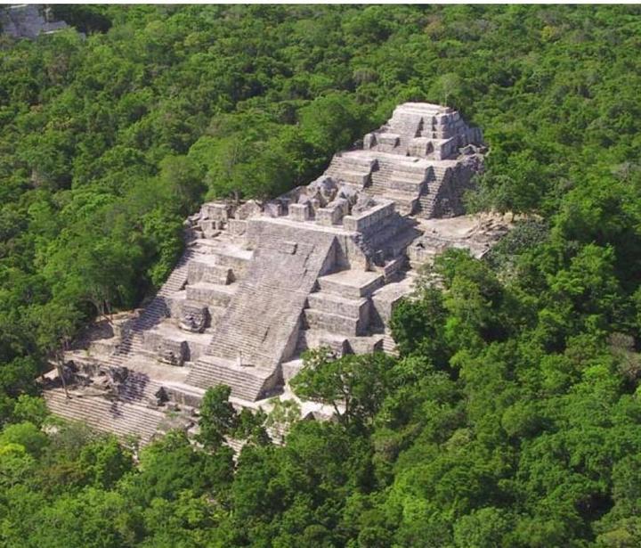 Calakmul es declarada Patrimonio Mundialpor la Unesco
