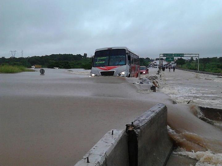 Gobierno de Tamaulipas alerta por lluvias