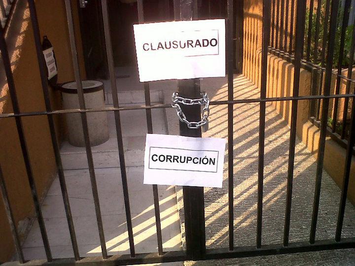Cuesta corrupción 5 mil millones al año