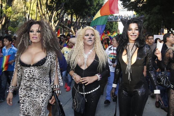 Temen que marcha gay no culmine en Zócalo