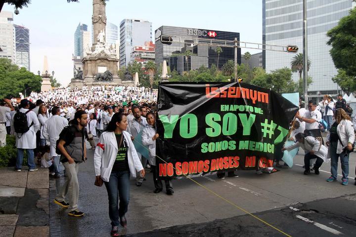 No quiero satanizar la medicina: papá de caso #YoSoy17