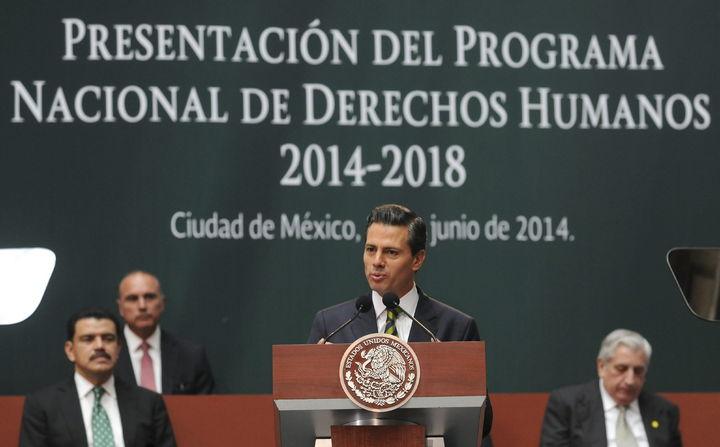 Presentan Plan de Derechos Humanos