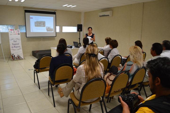 Mujeres de La Laguna presentan agenda