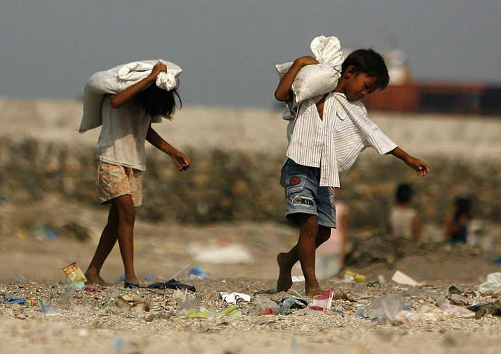 No van a la escuela 58 millones de niños
