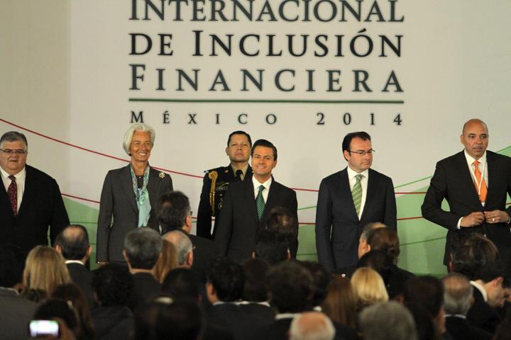 Busca Videgaray mantener crédito flexible con el FMI