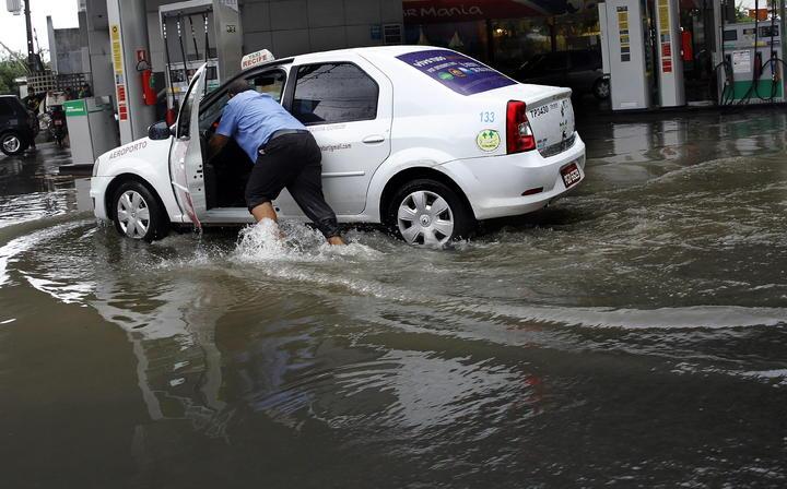 Emiten alerta en tres estados por lluvias