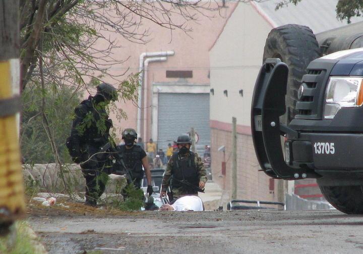 Confirman muerte de federal tras balacera en Tamaulipas
