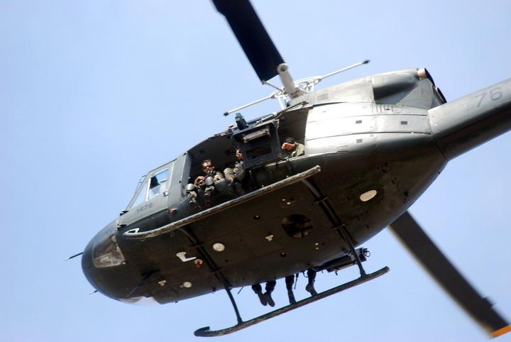 Investiga EU incidente de helicóptero militar de México