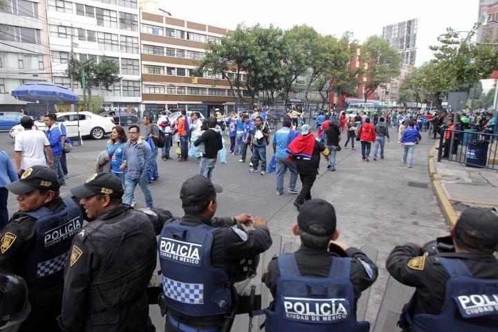 Detienen a escoltas de mando en Coahuila